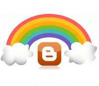 add an animated rainbow link to your blog, animated rainbow link to yourblog, animated link on hover