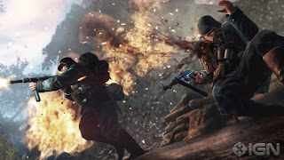 world war 2 di enemy front, 5 Game PC Terbaru dan Terbaik 2014
