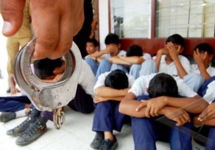 Kenakalan Remaja Indonesia
