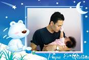 Qistina & Papa