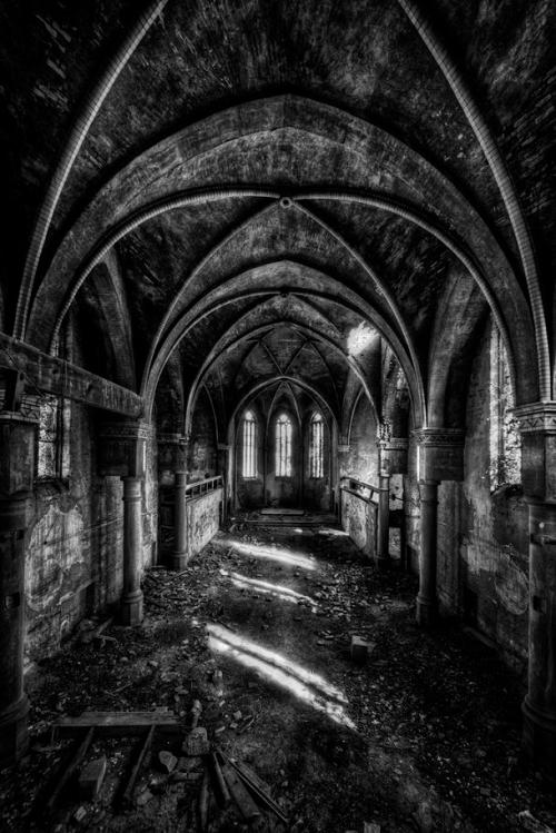 25 impresionantes lugares abandonados
