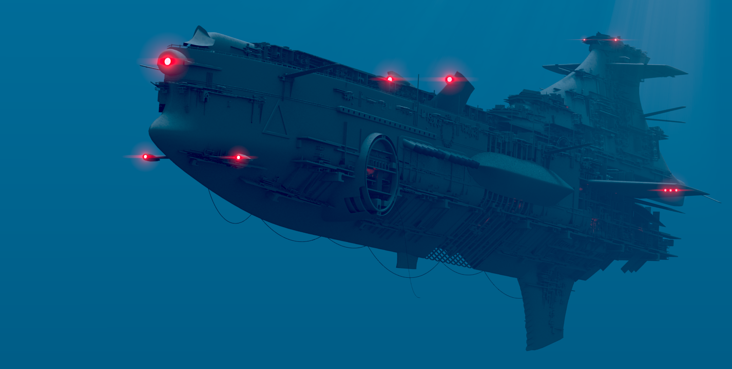 Futuristic Submarine | www.imgkid.com - The Image Kid Has It!