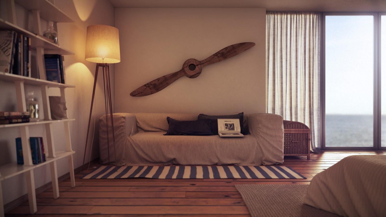 ruang+tamu+rumah+modern Desain Rumah Modern Dari Karya Brilian Arsitektur Uglyanitsa Alexander