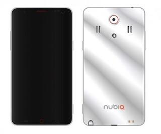 Nubia 27, Smartphone Dengan Prosesor Snapdragon 800 dan RAM 4 GB
