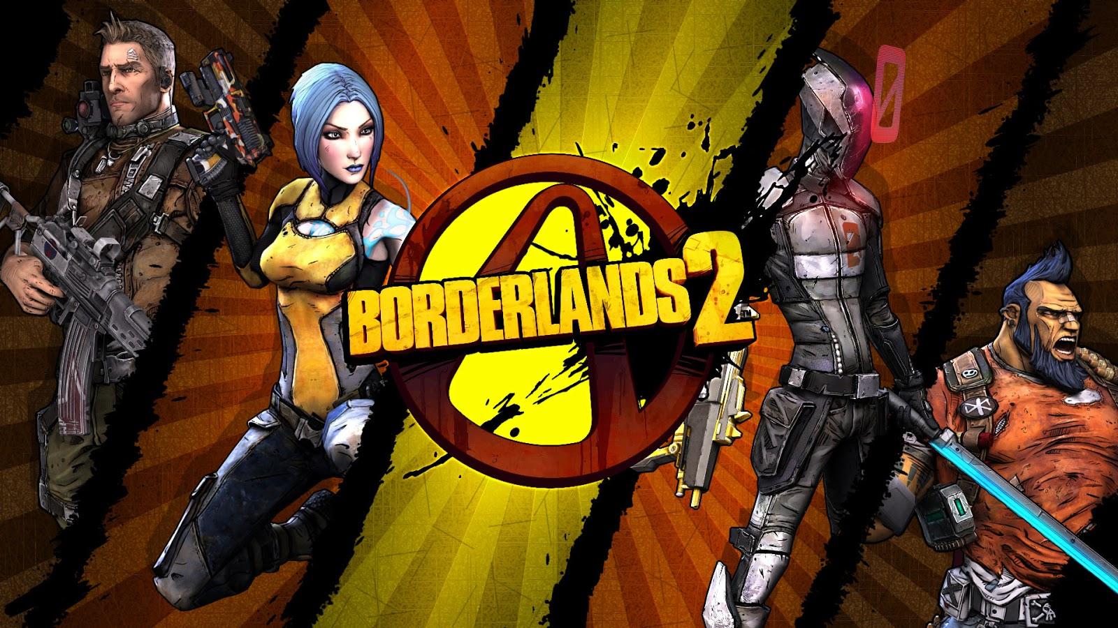 Borderlands 2 Review Borderlands 2 Review