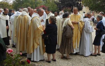 Carmes Déchaux province d'Avignon-Aquitaine