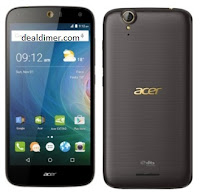 Acer Z630S(Black & Gold, 32 GB)
