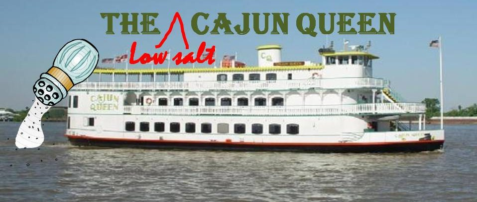 The Low Salt Cajun Queen