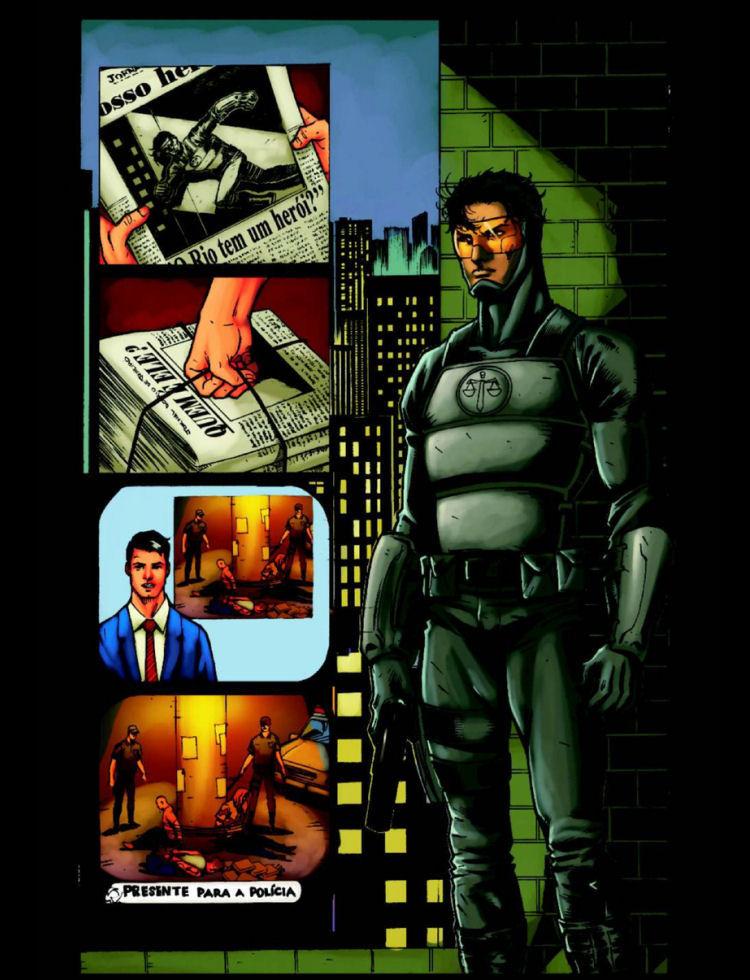 Guardião Noturno - Pagina 22