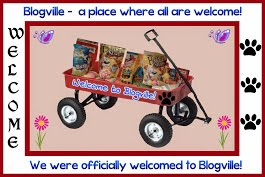 Welcomed by Blogville!