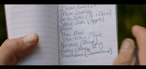 Lista cose Capitan America versione USA