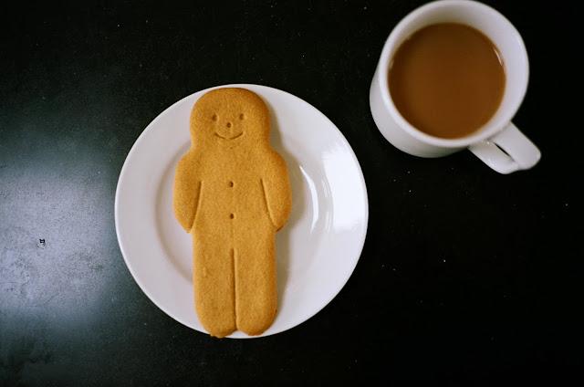 Ginger bread, Ferrells Bakery Fore Street St Ives