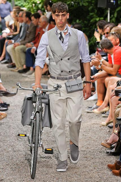 Best trends from Milan Men's Fashion Week Trussardi