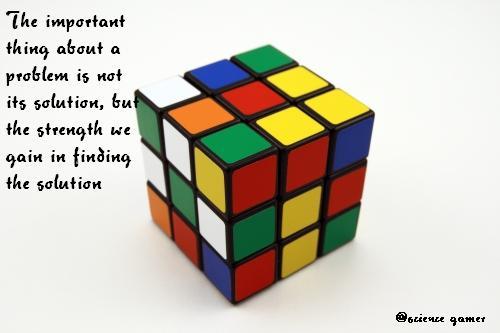 Quote problem solving