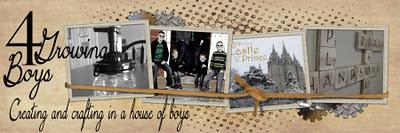 4 Growing  Boys