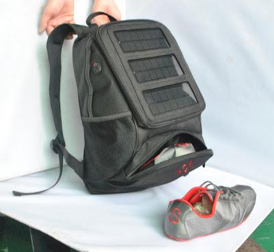 SOLZ Solar Backpack