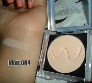 Swatch matt 004