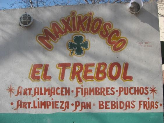 Trebol (Argentina/Chile)