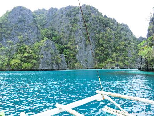 Turquoise Seas in Coron, Palawan