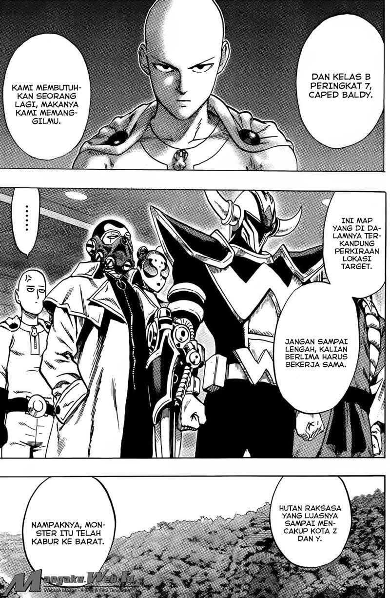 Onepunch-Man Chapter 98-9