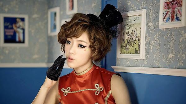 Eunjung Sexy Love
