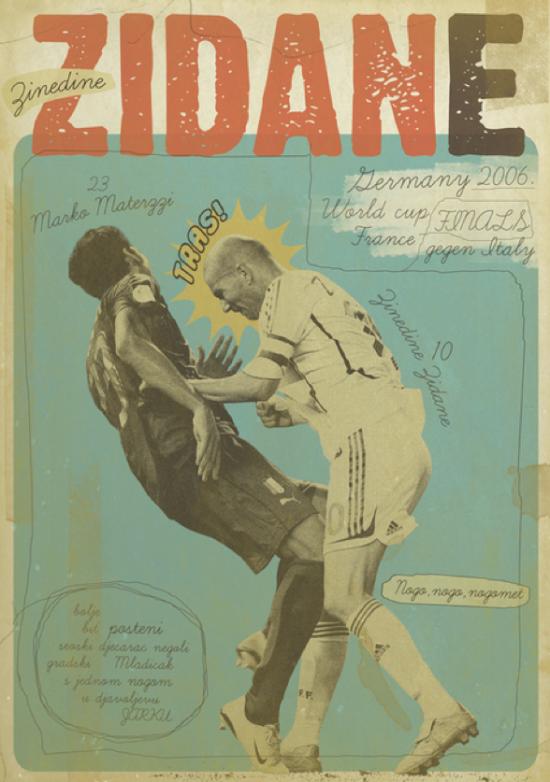 Zinedine Zidane vs. Marko Materazzi