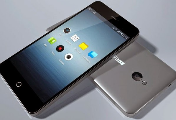 Meizu MX4 Ubuntu Edition, ubuntu phone en meizu