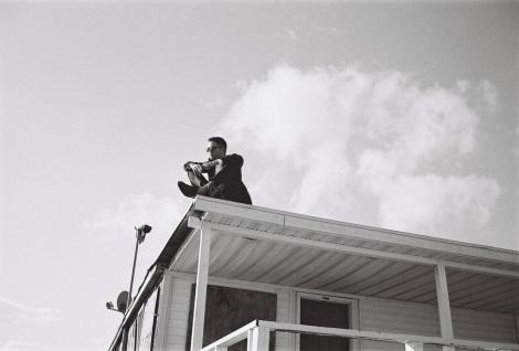 Rob Pattinson Dior Homme Campaign Image