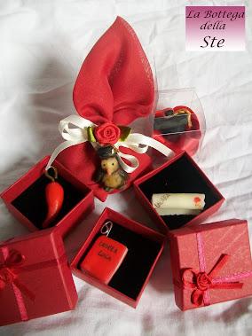 Bomboniere laurea originali eocnomiche personalizzabili, artigianali in pasta di mais 4€+4€
