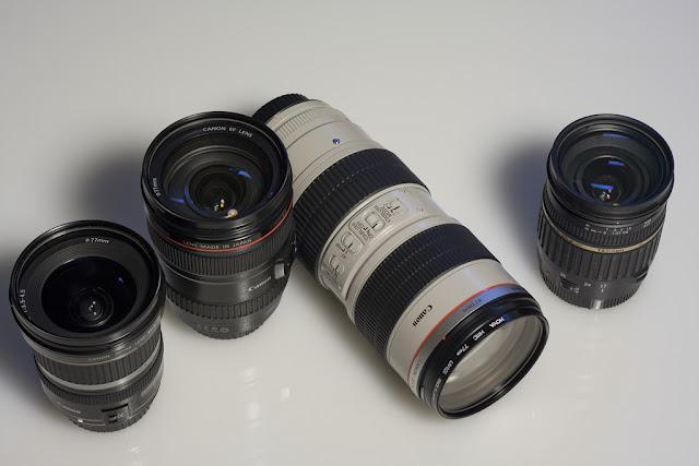 chris martin photography - lenses