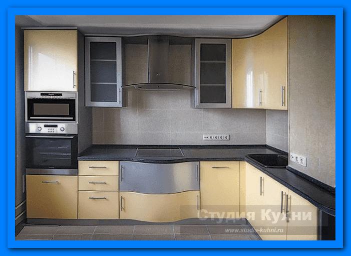 Dise os muebles cocinas modernas web del bricolaje for Muebles de cocina en esquina