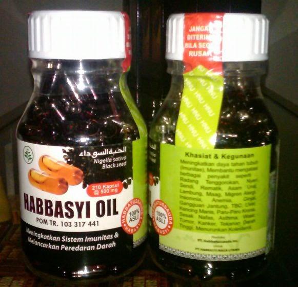Kapsul Minyak Habbatussauda Habbasy Di Bandung