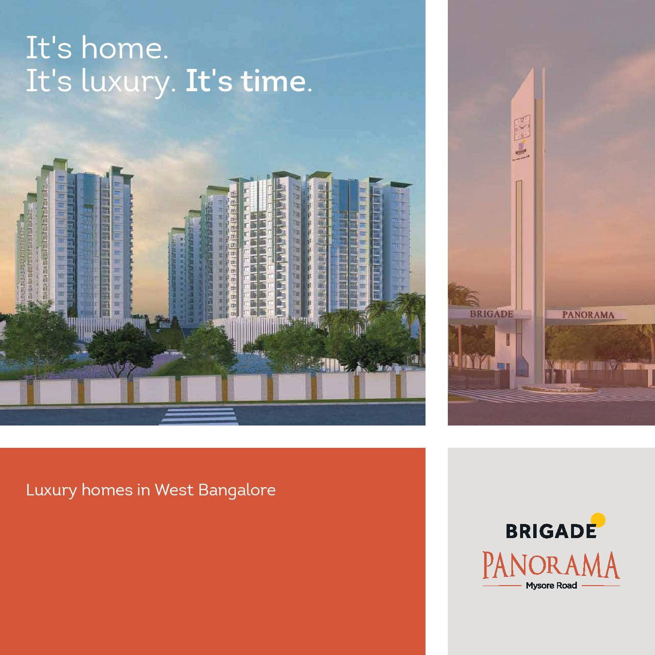 India Property - New Projects In India - Property In India: Brigades ...