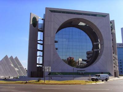 Edificio Calakmul. Mexico