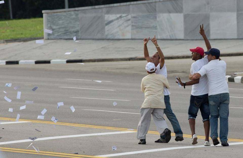 Opositores detenidos tras misa del Papa en Cuba