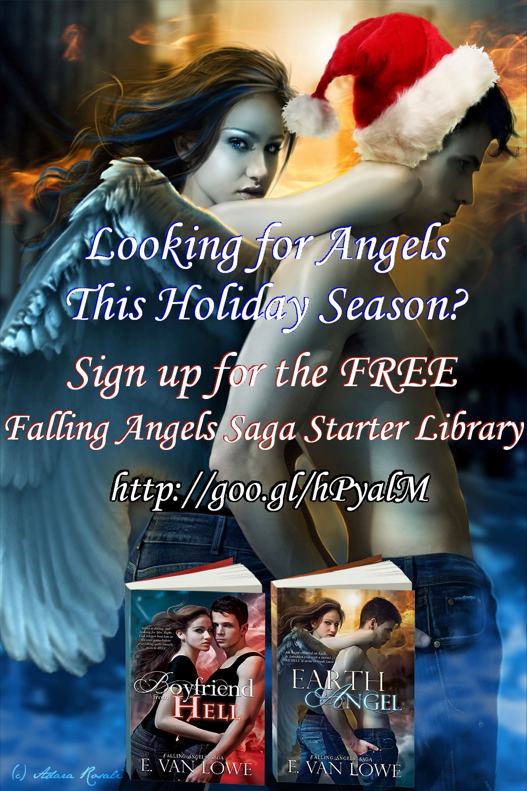 Angels for the Holidays