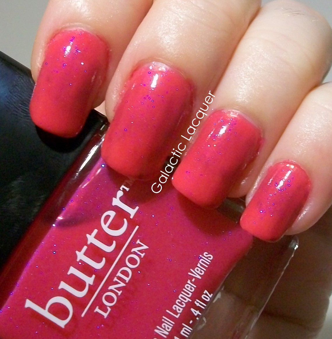 Galactic Lacquer: August 2012