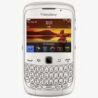 Blackberry 9300 - Putih