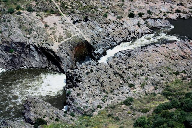 Rio Guadiana - Cascata do Pulo do Lobo