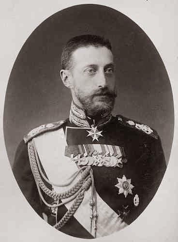 Grand-duc Constantin Constantinovitch de Russie 1858-1915