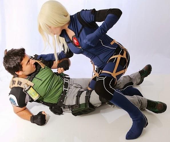 Resident Evil - Chris e Jill