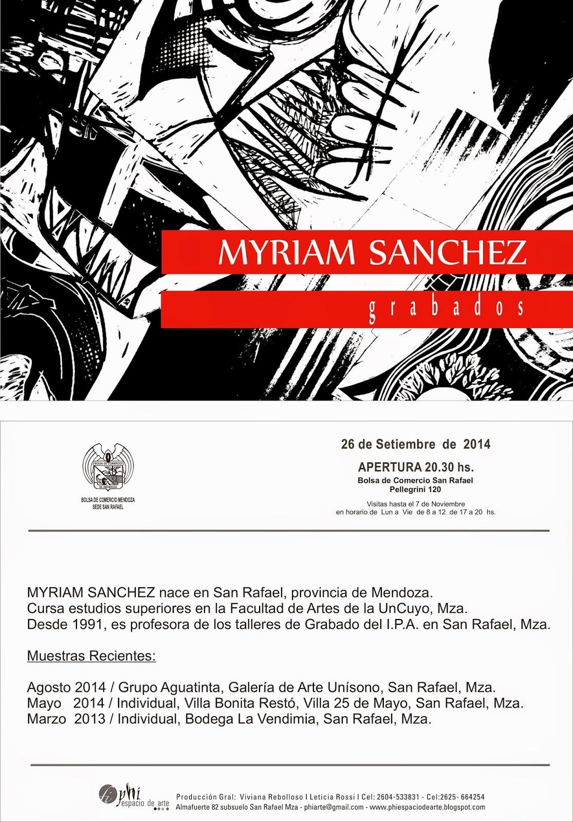 PROXIMA MUESTRA DE ARTE EN LA BOLSA DE COMERCIO - SEDE SAN RAFAEL ...