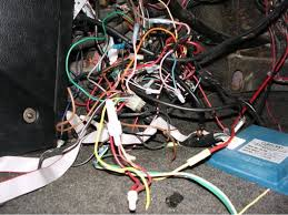 Poor Electrical Wiring Instalation