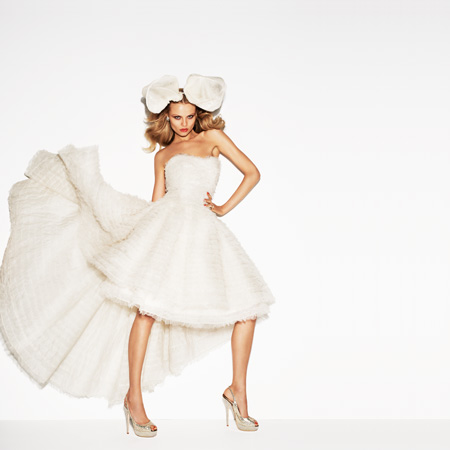 b72f1ab7f2a09f Behold the beauty from the Jimmy Choo Bridal Boutique .