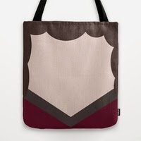 Deanna Troi - Star Trek: The Next Generation Tote Bags