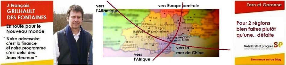 Tescou, source de vie du canton Tarn Tescou Quercy vert