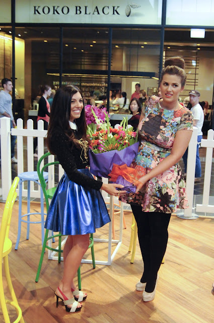 Dusty Petals wins Highpoint Fashion Challenge