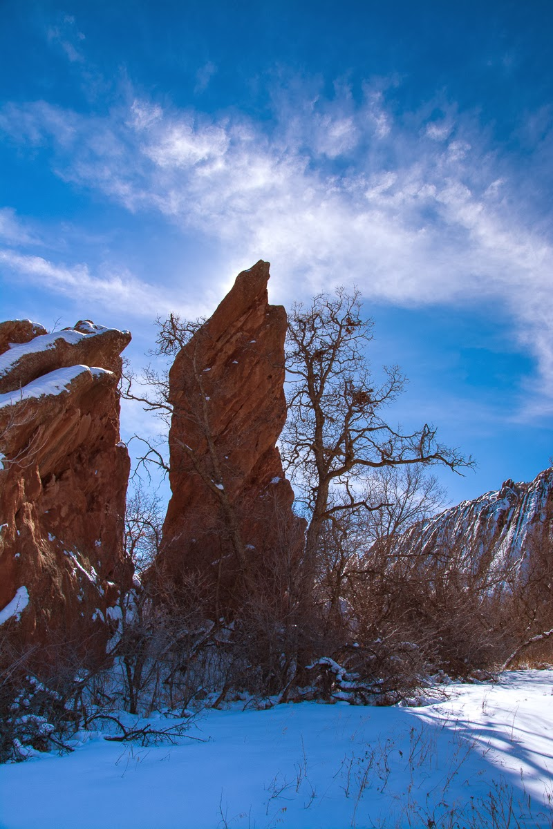 Roxborough State Park: Fountain Valley Trail