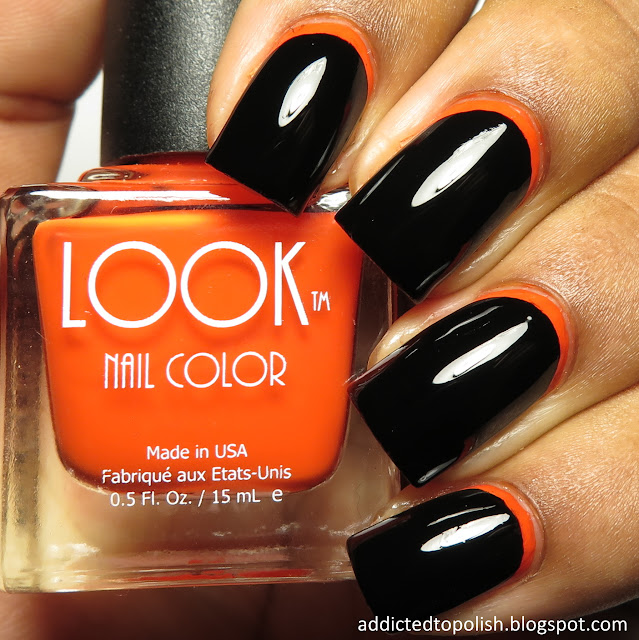 black orange halloween ruffian