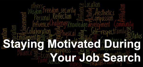 Motivation Job Seeker